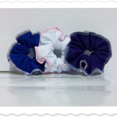 Blue-White-Purple Scrunchy4