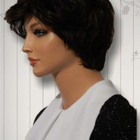 White Double Knit Jabot Collar2