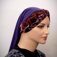 turban snood