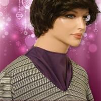 Purple Cowl Neckline Dickey4