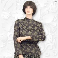 princess panel blouse