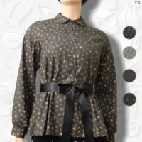 peter pan collar blouse