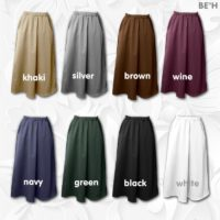 Fabrics Aline Skirt with Front Pocket 1