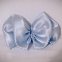 fabric hair bows