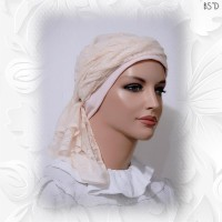 2-in-1 head scarf