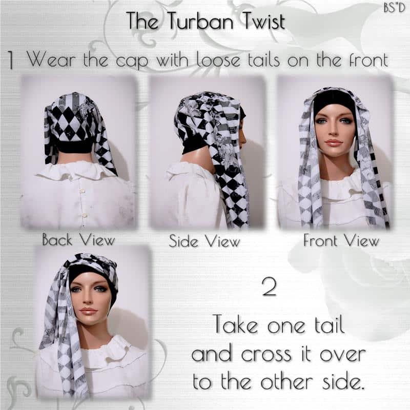 Turban Twist 01