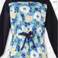 navy-blue-floral-top-panel-blouse-02
