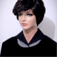 shawl collar dickey