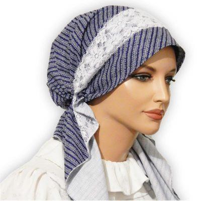 pretied tichel scarf