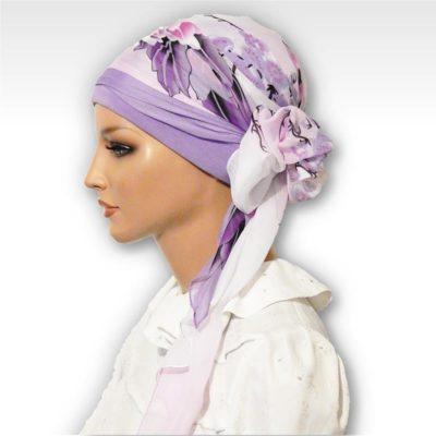 head scarf chiffon