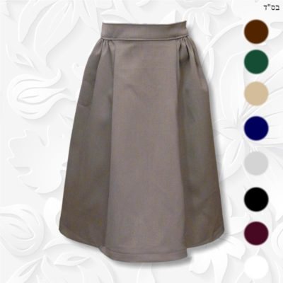 four panel skirt